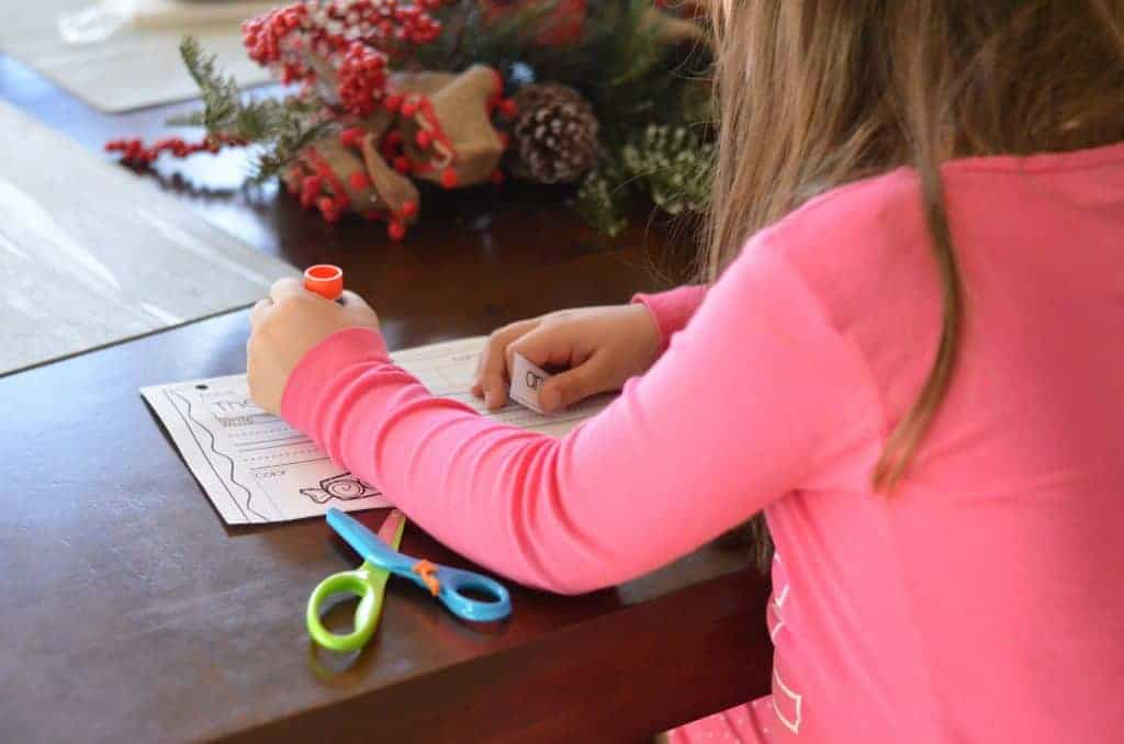 teaching writing in homeschool