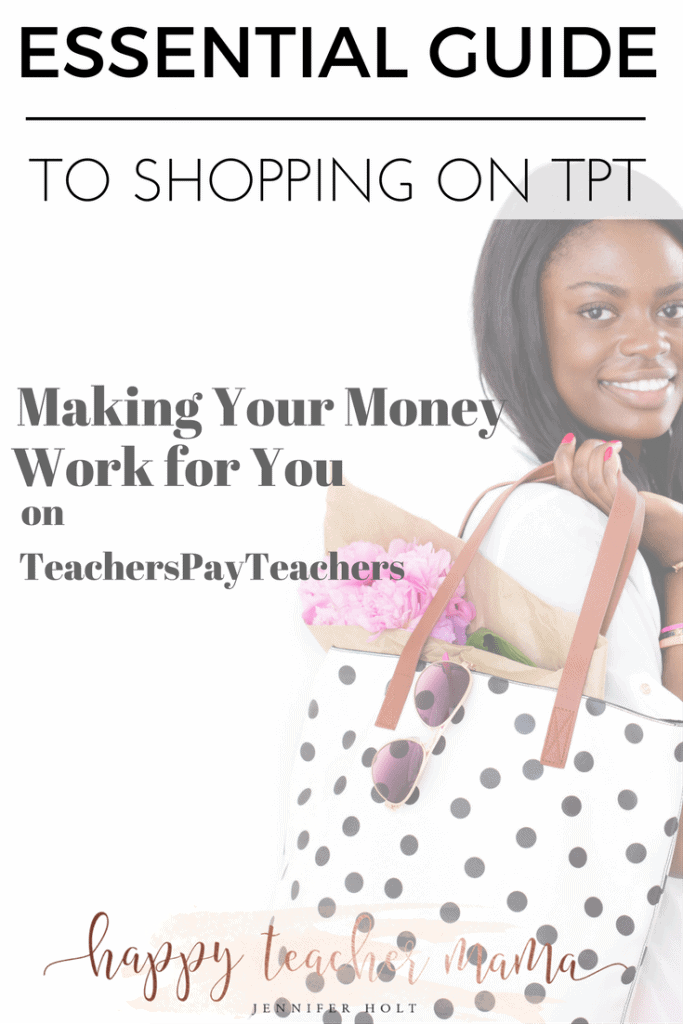 Making Your Money Work for You on TpT