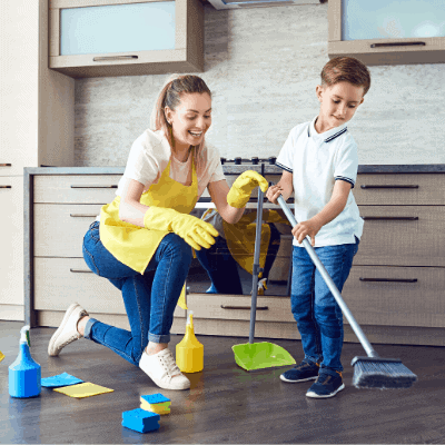 The Importance of Chores for Your Kids