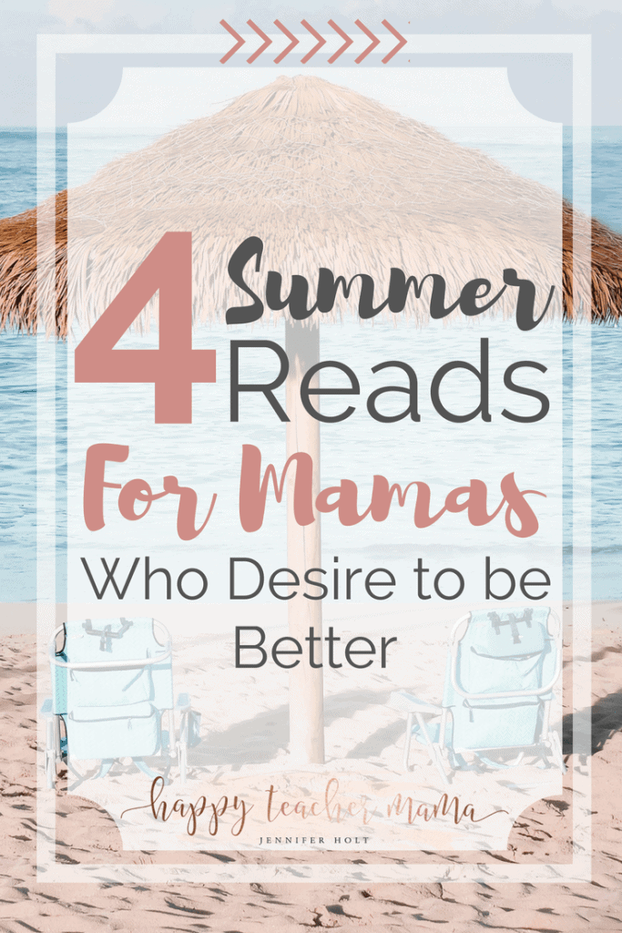 5 Books to Help You be a Better Mom