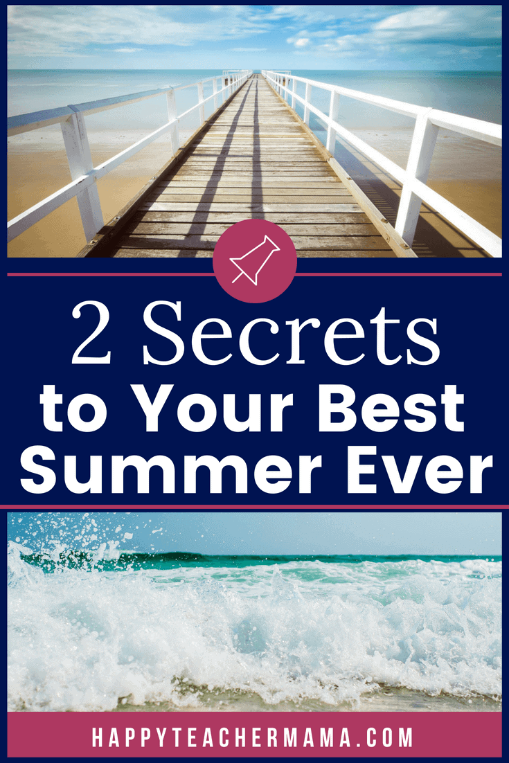 Does this sound familiar? You have plans to make this your family's most AMAZING summer ever, but then real life craziness kicks in.  You look up one day only to realize school is starting in a week, and the summer you intended...never happened.  Discover the 2 secrets that will put you and your family on the right path to your best summer ever! #summer #kidsactivities #funinthesun