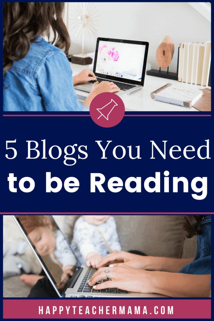 We all have favorite blogs that we visit over and over again. But what makes them so enticing? Maybe they have helpful tips, free printables, or amazing products. Discover the top 5 blogs that have all the right stuff for teachers, homeschoolers, and organizers! #organization #favoriteblogs #teachers #homeschoolers