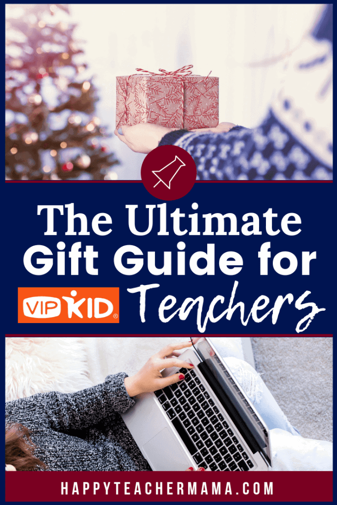 Finding gifts for virtual teachers just got so much easier! In the Ultimate Gift Guide for VIPKID Teachers, I have shared ten of the best gifts you can give this holiday season. She (or he) is bound to love anything from this inclusive list. Of course my favorite is the 10th item. #vipkid #teaching #eslteacher #holiday #giftguide