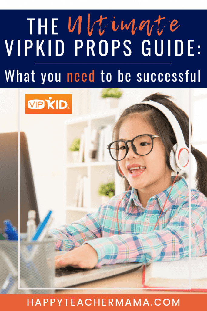 Discover the ultimate VIPKID props guide with a list of the printable props and flashcards you need to be successful. Whether you teach Level 1, Level 2, Level 3, or Level 4, I've got you covered. From Meg, Mike, and Dino to flashcards of all kinds, let's talk about the essentials! #VIPKID #vipkidprops #ESLteacher