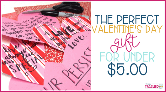 The Perfect Last Minute Valentine's Day Gift for Under $5.00