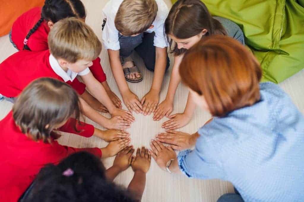 Creating classroom rules and consequences to underscore the importance of classroom community
