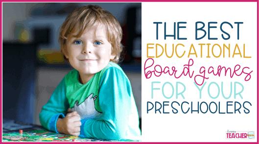 The 7 Best Educational Board Games for Preschool