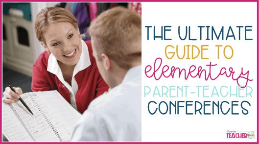 How to Prepare for Parent Teacher Conferences