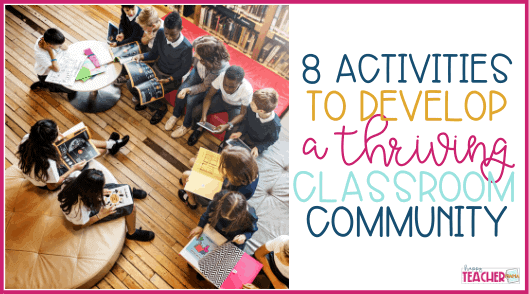 How to Teach the Importance of Classroom Community
