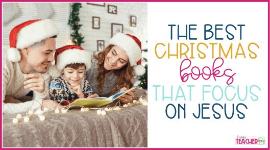 3 Christmas Storybooks that Focus on Jesus