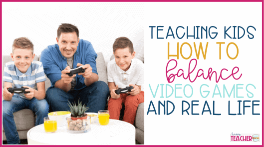 Is There Such a Thing as Balancing Video Games & Real Life?