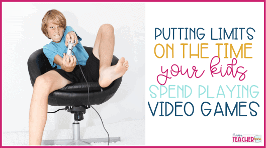 Putting Limits on Kids and Video Games