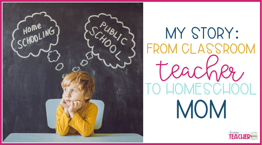 Our unique journey to homeschooling