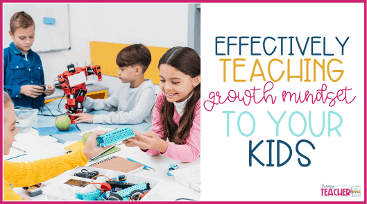 How to Teaching Kids Growth Mindset the Natural Way