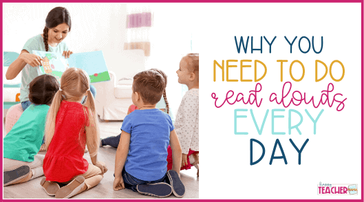 Why I Love Read-Alouds, and You Should Too