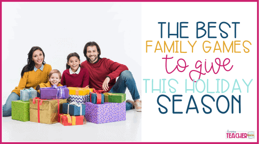 The Best Family Games to Give This Holiday