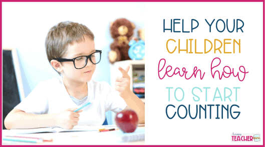 How To Learn Counting the Fun Way